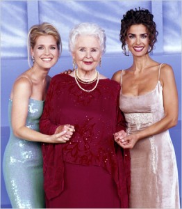 melissa reeves, frances reid and kristian alfonso