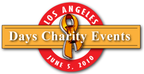 "Support and Donate to ""Days of Our Lives"" Charity Events June 05, 2010"