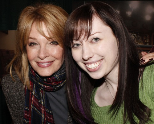 Deidre Hall and me