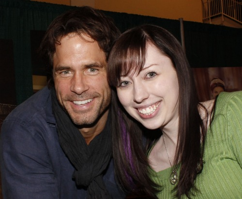 Shawn Christian and me