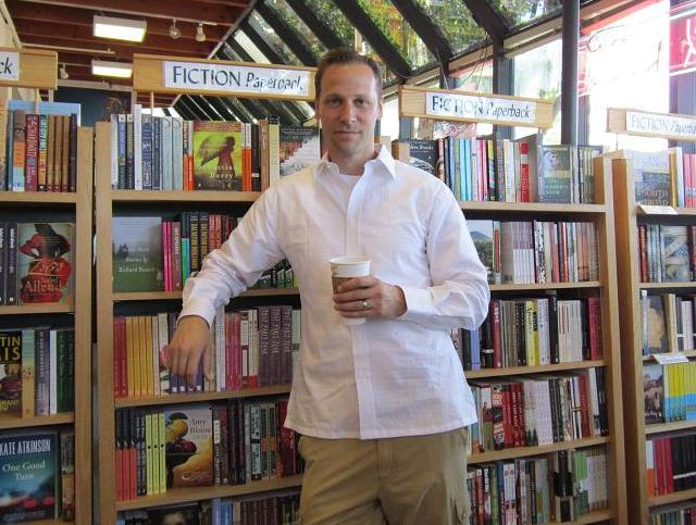 You&#8217;re Next by Gregg Hurwitz: An Initimate Interview at Book Passage!