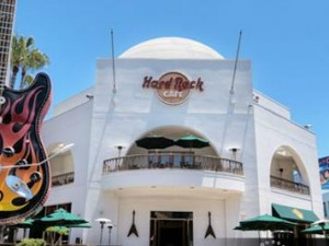 Click to learn more about Hard Rock Cafe at Universal City Walk!