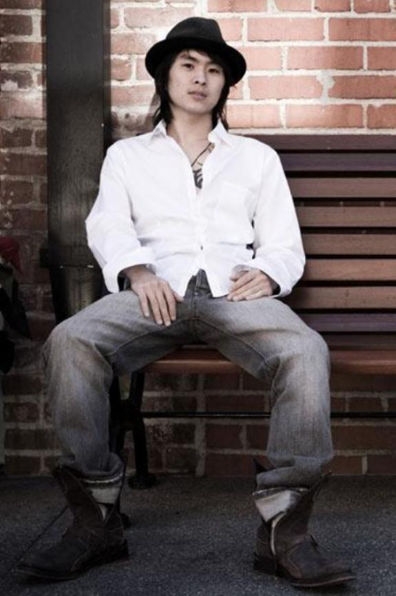 Justin Chon. Click to vist him at IMDB!