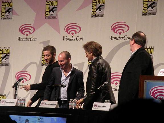 Prince of Persia: The Sands of Time &#8211; WonderCon 2010 Panel with Video