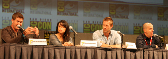 Battle Los Angeles panel