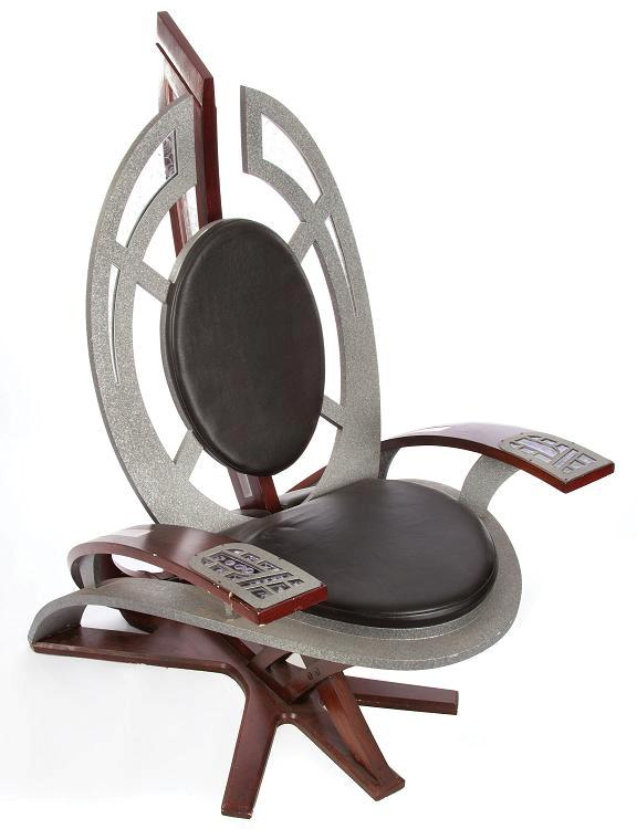 Ori Control Chair from Stargate SG-1