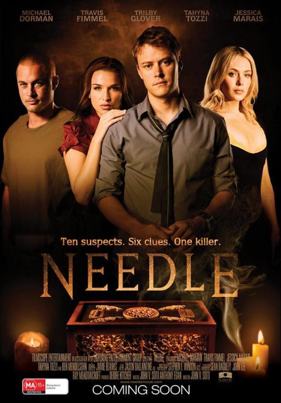 Stellar Cast in Needle!