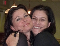 Click to see and hear the interview with Jane and Alice Badler!