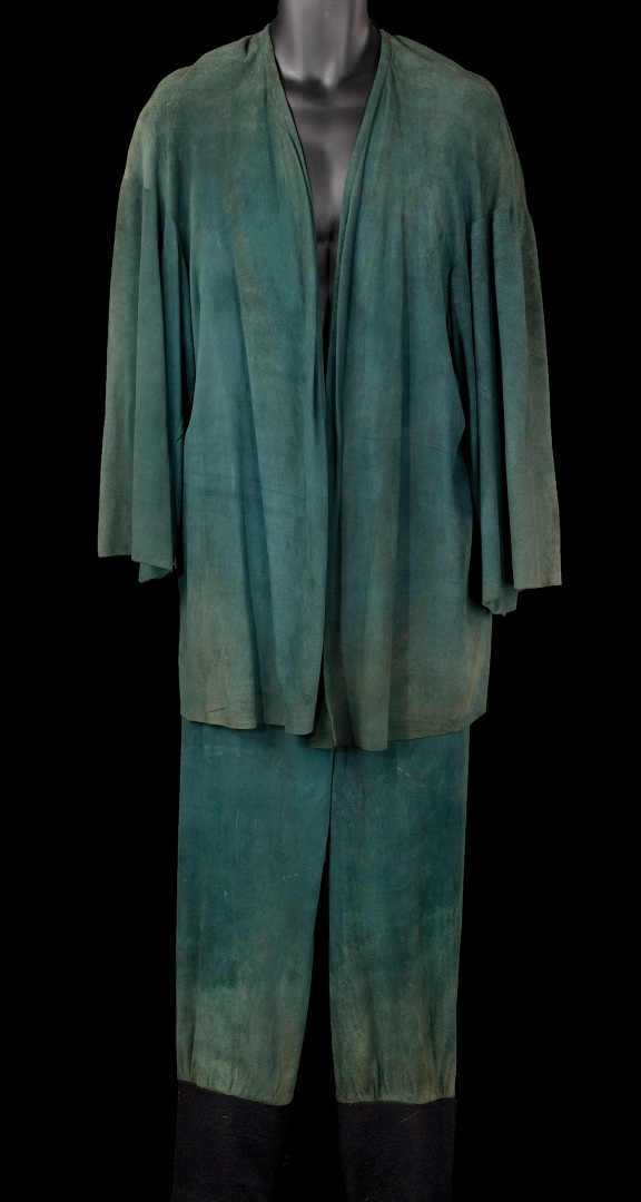 Bela Lugosi Ygor green suede costume Son of Frankenstein