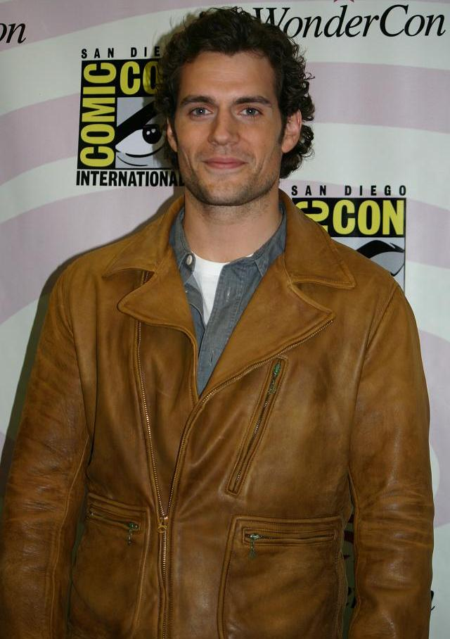 WonderCon 2011 - Immortals - Henry Cavill