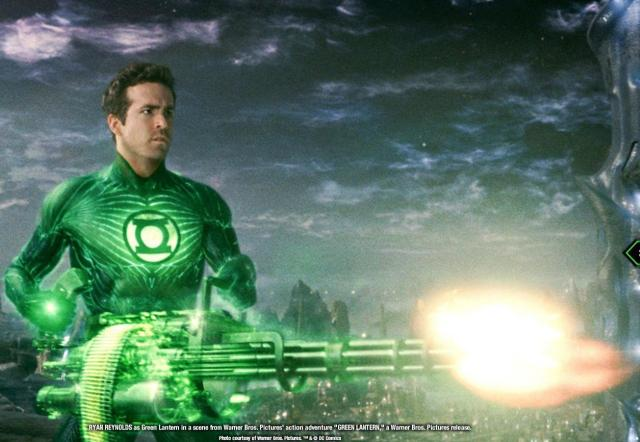 Green Lantern: In Brightest Day, In Darkest Night &#8211; HD Video with Geoff Johns, Blake Lively and Ryan Reynolds at WonderCon 2011!