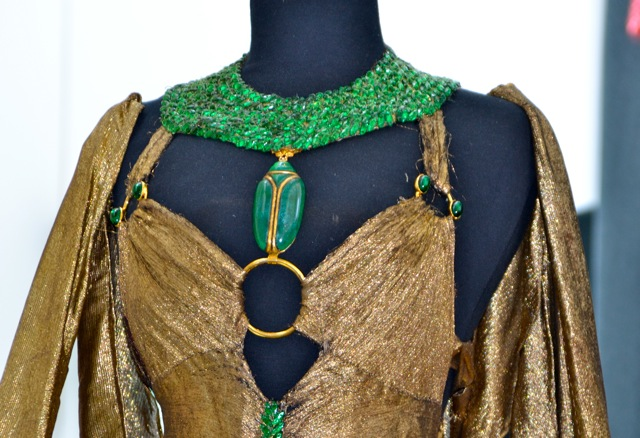 Profiles in History Debbie Reynolds - cleopatra dress-1