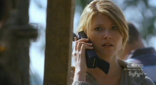 Doomsday Prophecy: Jewel Staite Saves the World with Moai!