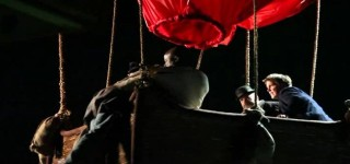 Mysterious Island - Civil War balloon ride