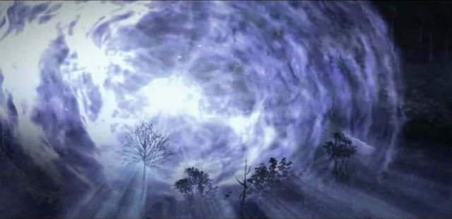 Mysterious Island - Wormhole blasts a hole in time!