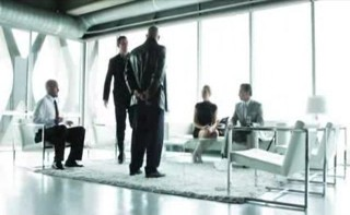 Vivarium promo shot - The Chronos Boardroom - Click to learn more at their official Kickstarter campaign site!