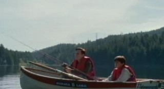 Alcatraz S1x03 - Nelson &amp; Dylan fishing