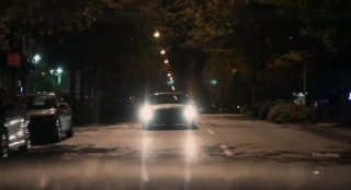 Alcatraz S1x04 - Black Mustang in pursuit