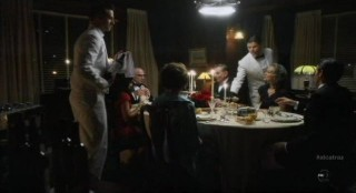 Alcatraz S1x04 - Dinner at Warden James residence