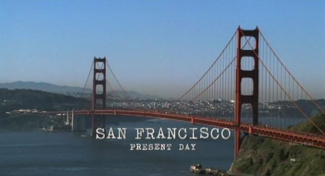 Alcatraz S1x04 - The Golden Gate Bridge San Francisco