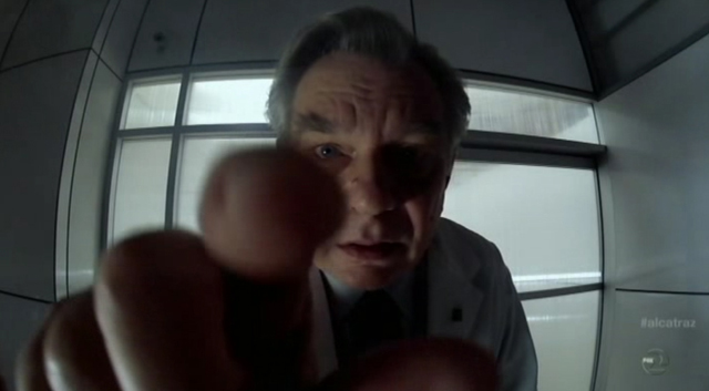 Alcatraz - S1E11- Webb Porter - Beauregard Webcam
