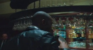 Alcatraz S1x08 - Clarence Montgomery at the bar