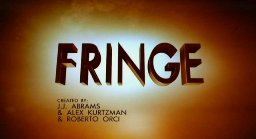 Fringe mini banner orange - Click to learn more at FOX Networks!