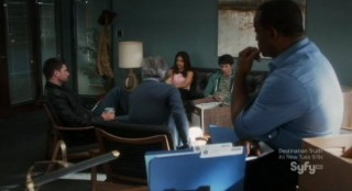 Alphas S2x02 - Alphas team meeting