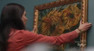 Alphas S2x02 - Nina hangs the van Gogh