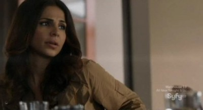 Alphas S2x06 - Azita Ghanizada as Rachel