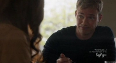 Alphas S2x06 - Steve Byers as John Bennett