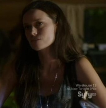 Alphas S2x06 - Summer Glau as Skylar Adams
