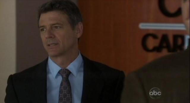 Body of Proof S2x08 Love Bites - Christopher Cousins as Doctor Cryer