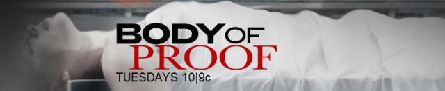 Body of Proof banner - Click to learn more at ABC!