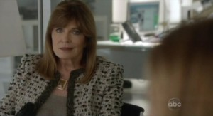 Body of Proof S2x09 - Joanna Cassidy as Megans Mom Joan Hunt