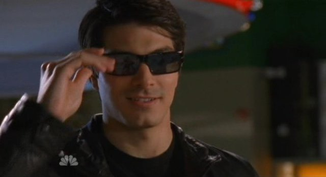 Chuck S5x07 - Shaw puts on the Intersect glasses
