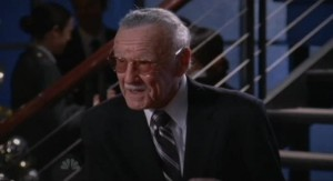 Chuck S5x07 - Stan Lee as CIA agent Stan