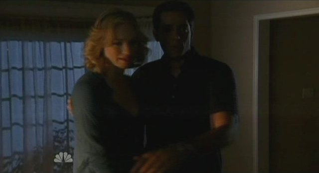 Chuck S5x08 - Chuck and Sarah at the dream house