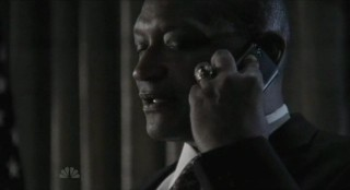 Chuck S5x08 - Tony Todd as the CIA Director