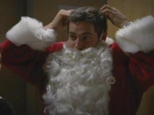 Chuck: &#8220;Versus the Santa Suit&#8221; General Beckmans Uses Secret CIA Slush Fund!