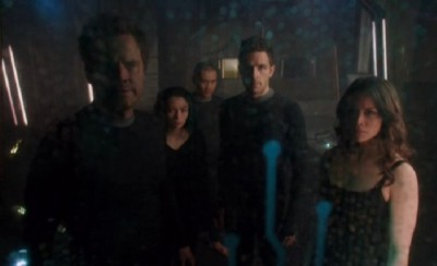 Dark Matter S1x01 The crew begins to take shape after being in stasis