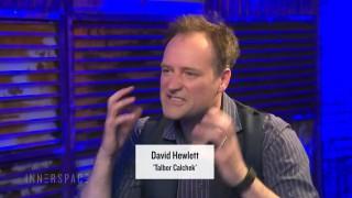 Dark Matter - David Hewlett talks about his role as Talbor Calchek on InnerSpace