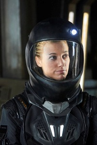 Zoie Palmer as The Andoid