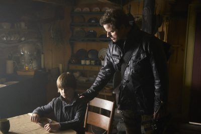 Dark Matter S2x04 The strange boy who does not act like one