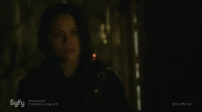 Dark Matter S2x05 Two has had enough BS from Corso