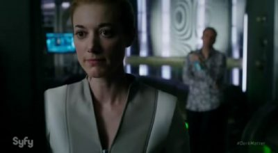 Dark Matter S2x07 The Android visits Talbor