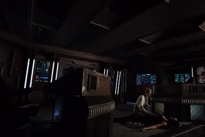 Dark Matter S2x13 Android and Nyx