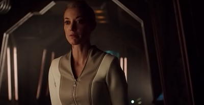 Dark Matter S2x13 Android is also worried about five