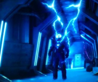 Dark Matter S2x10 Two is nearly electrocuted