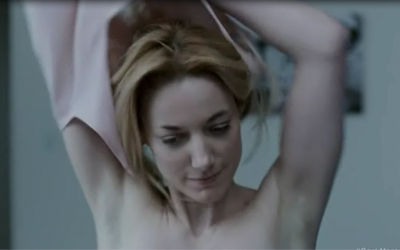 DarkMatter S2x10 Android taking it off